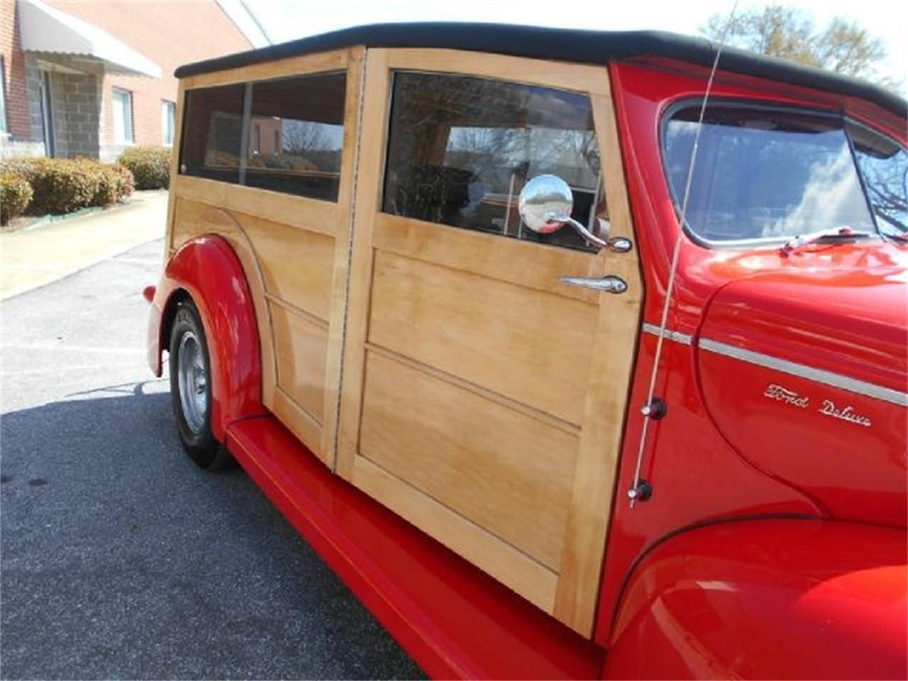Large Picture of '40 Woody Wagon located in South Carolina - J1PW