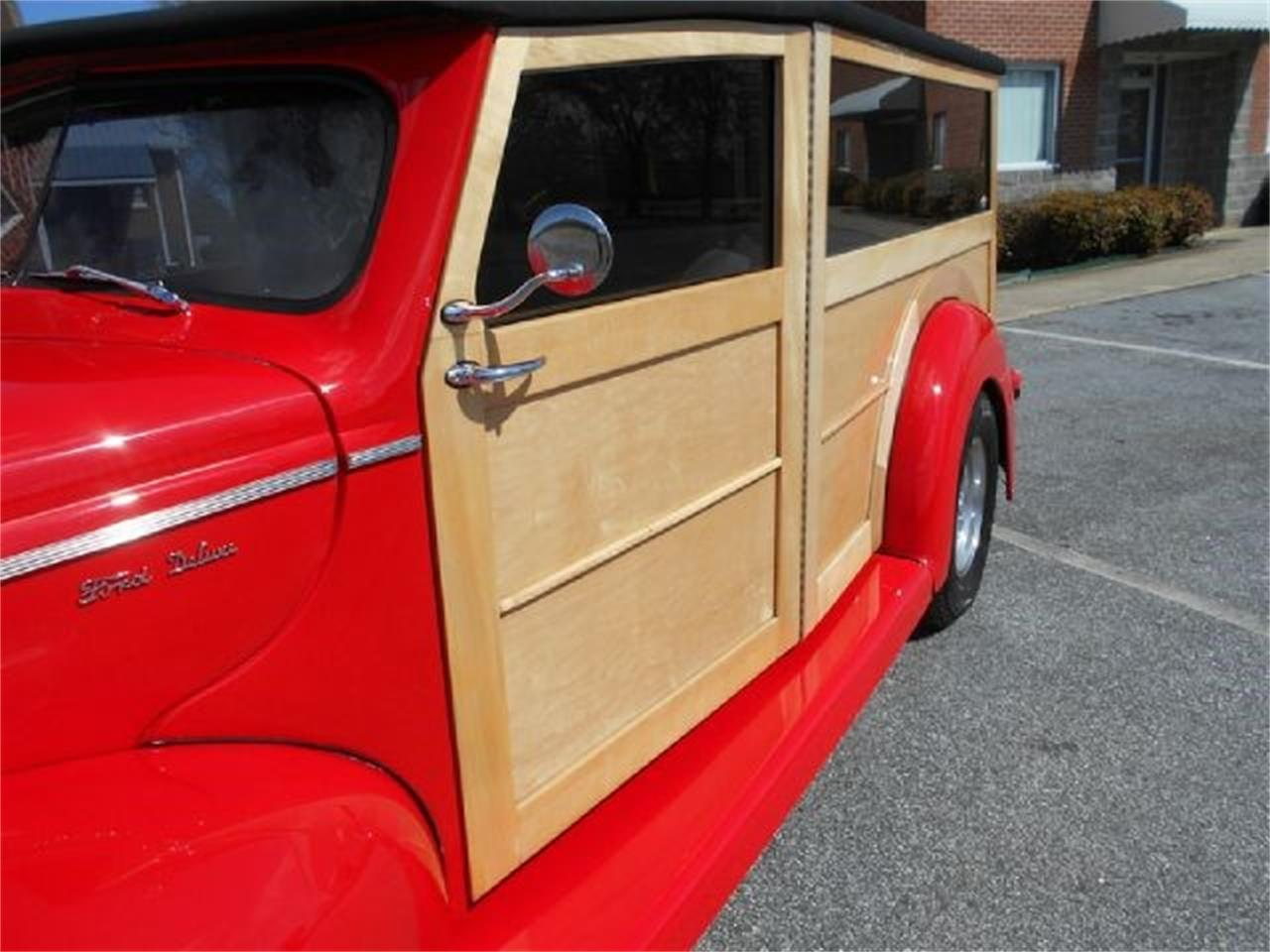Large Picture of 1940 Ford Woody Wagon - $60,000.00 Offered by Classic Cars of South Carolina - J1PW