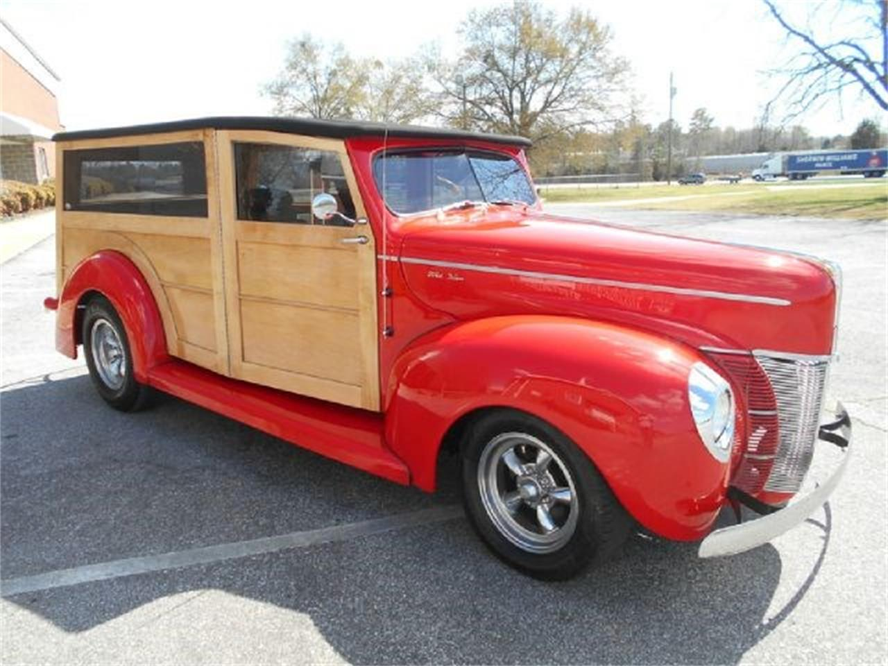 Large Picture of '40 Woody Wagon located in South Carolina - $60,000.00 - J1PW