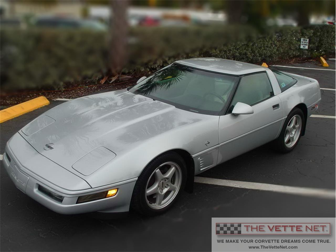 Large Picture of '96 Chevrolet Corvette Offered by The Vette Net - IVON