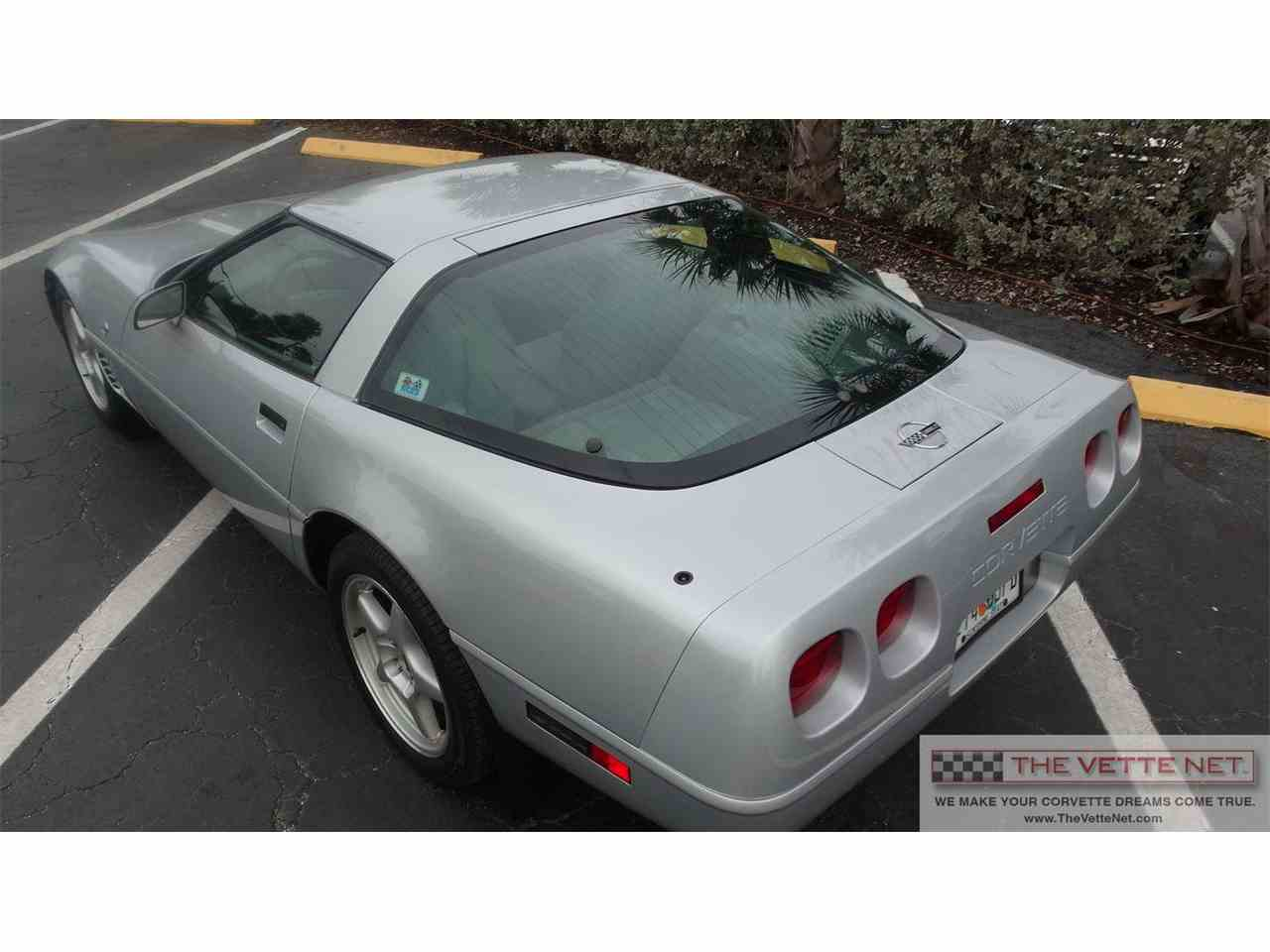 Large Picture of '96 Corvette - IVON