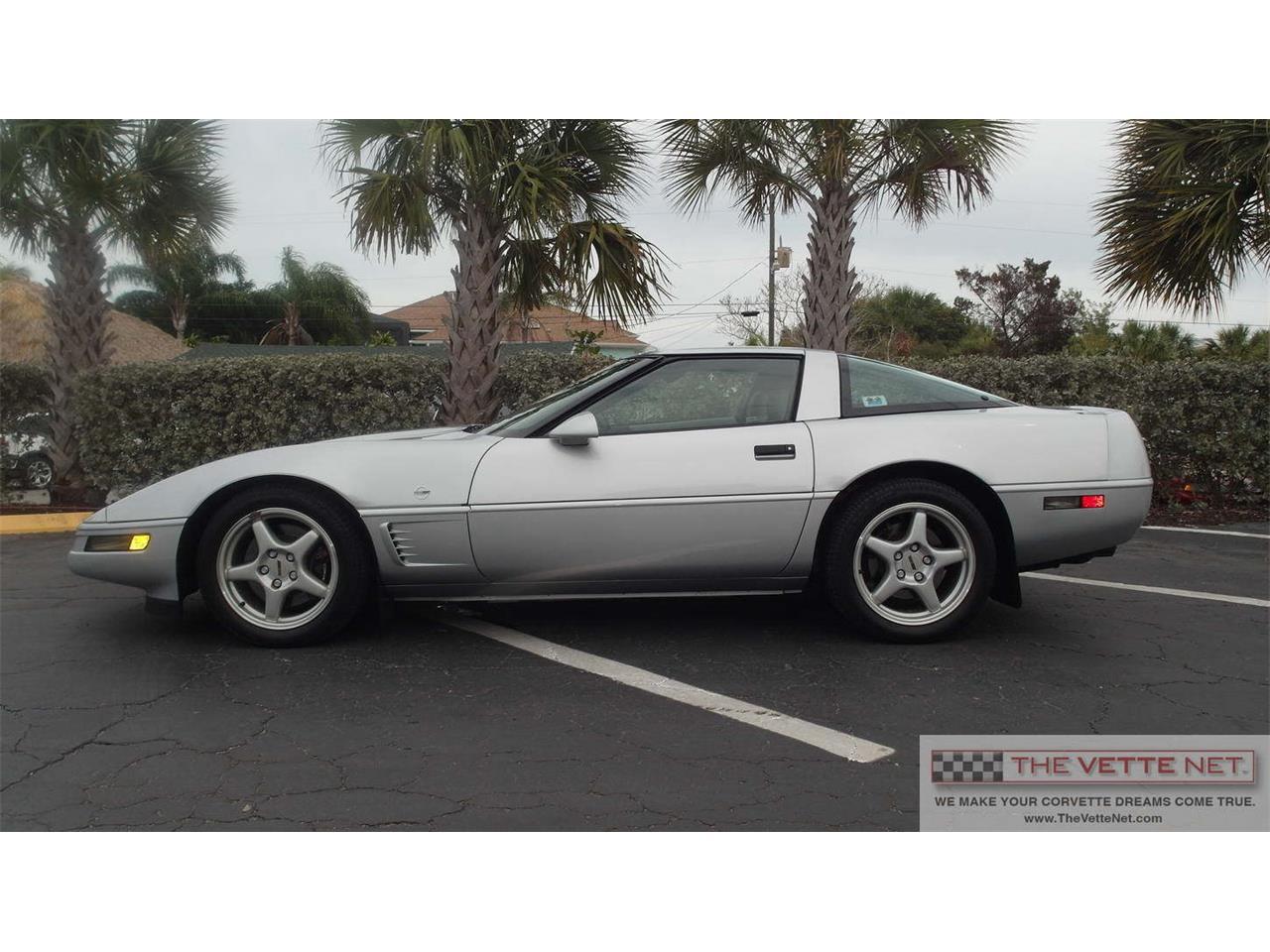 Large Picture of 1996 Corvette located in Sarasota Florida - IVON
