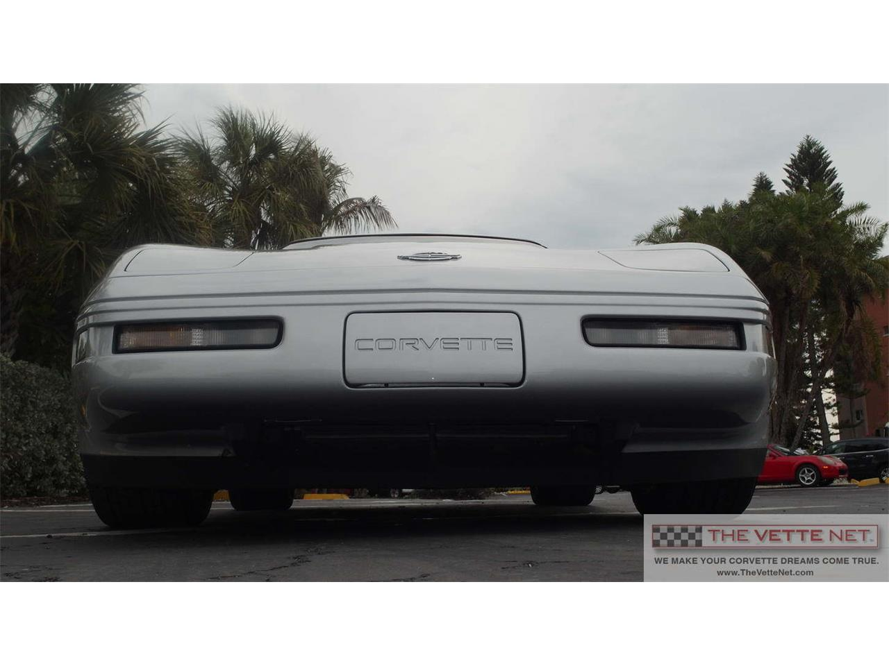 Large Picture of '96 Corvette located in Sarasota Florida Offered by The Vette Net - IVON