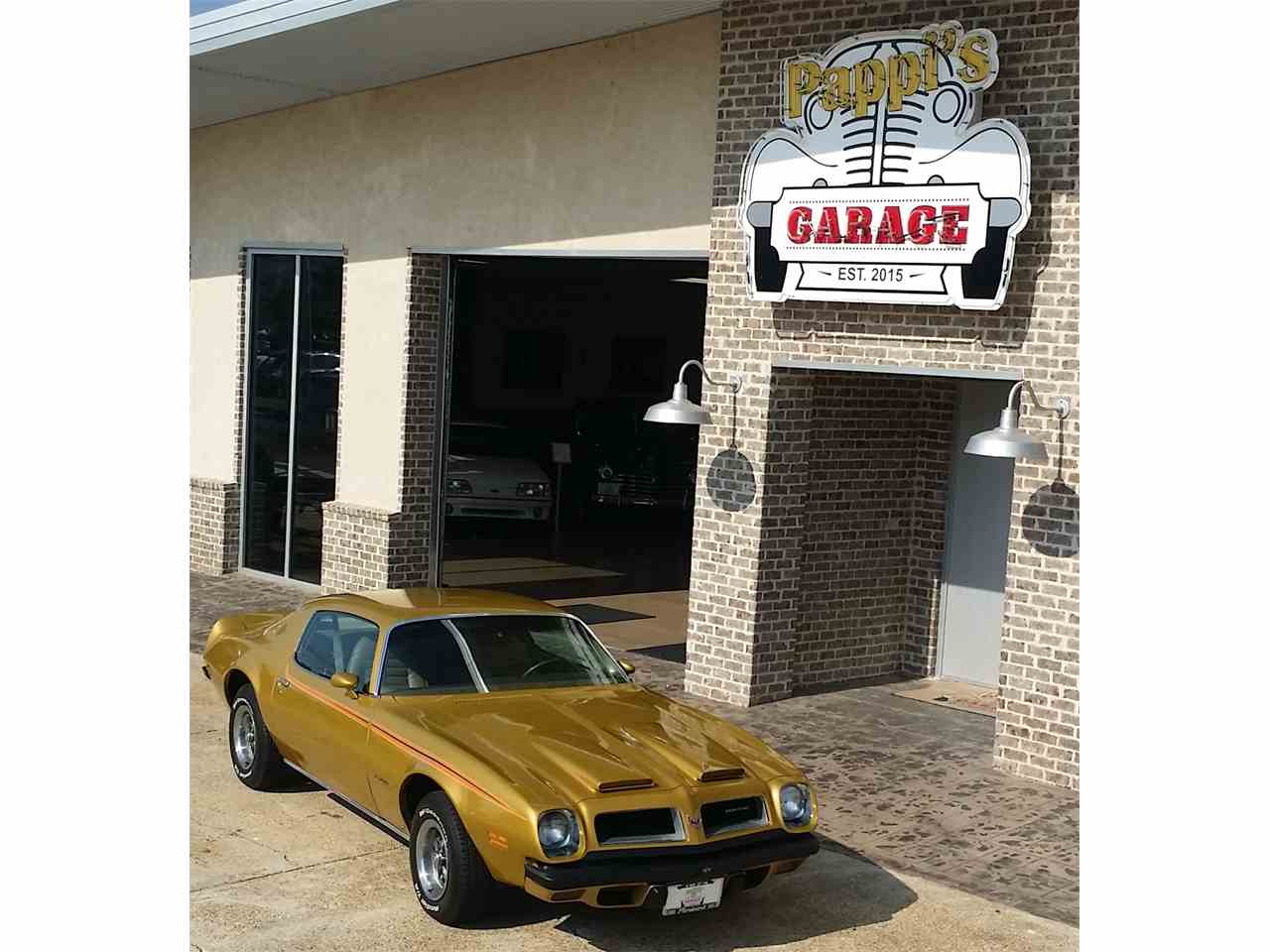Large Picture of 1974 Firebird Formula located in Tupelo Mississippi Offered by Pappi's Garage - J1RP