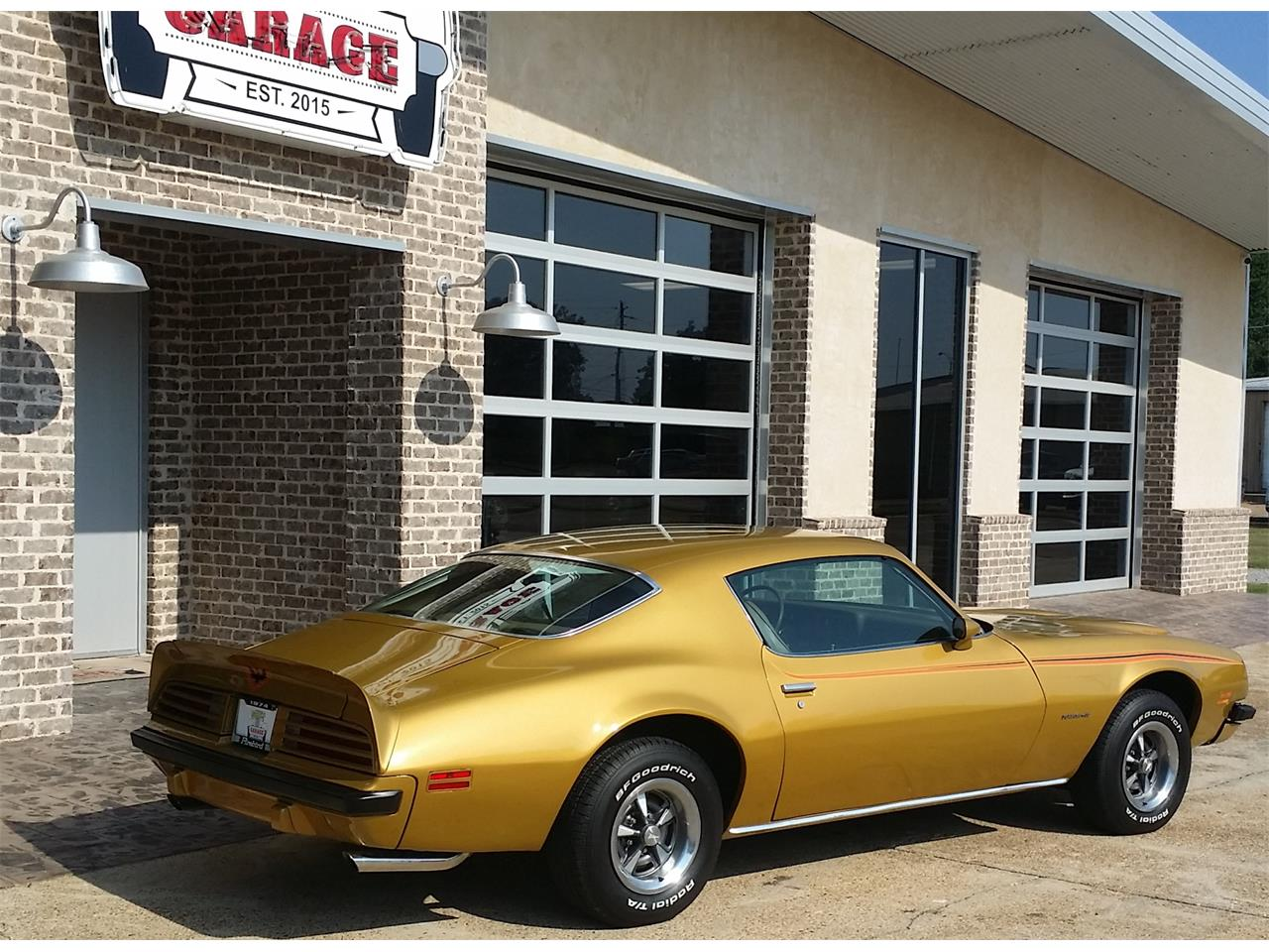 Large Picture of '74 Firebird Formula - J1RP