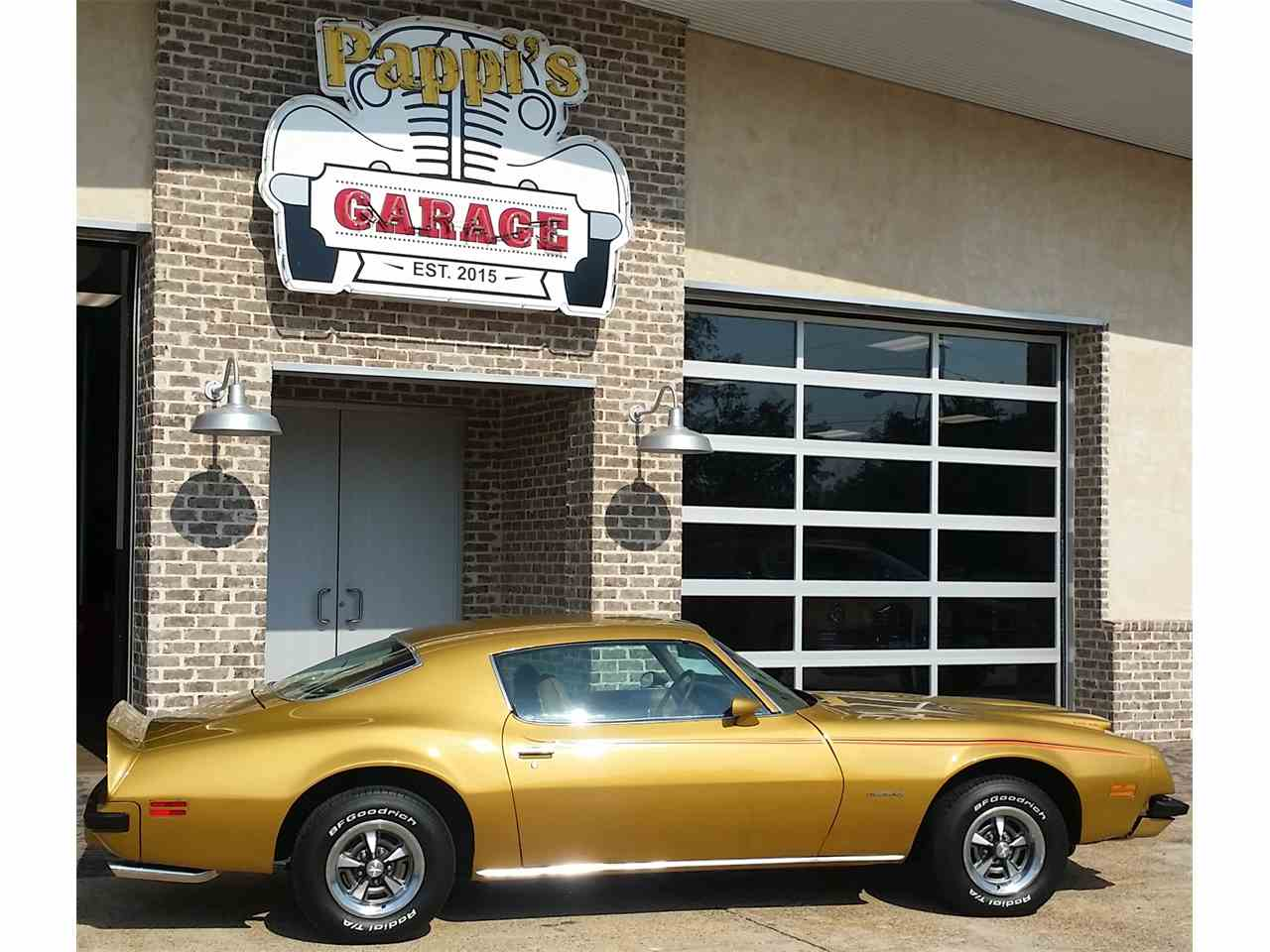Large Picture of '74 Pontiac Firebird Formula - $31,750.00 Offered by Pappi's Garage - J1RP