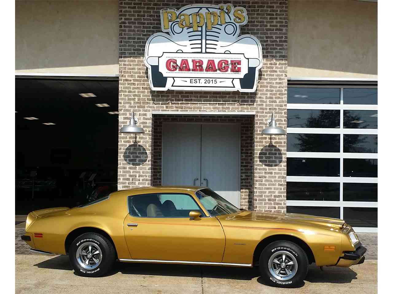 Large Picture of '74 Pontiac Firebird Formula located in Tupelo Mississippi Offered by Pappi's Garage - J1RP