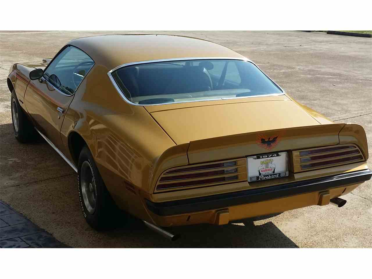 Large Picture of 1974 Pontiac Firebird Formula Offered by Pappi's Garage - J1RP