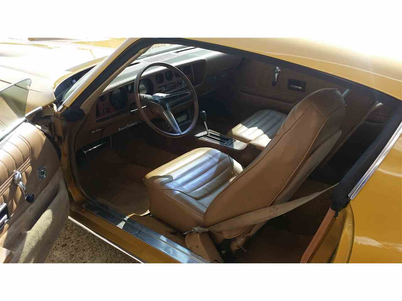 Large Picture of 1974 Pontiac Firebird Formula located in Mississippi Offered by Pappi's Garage - J1RP