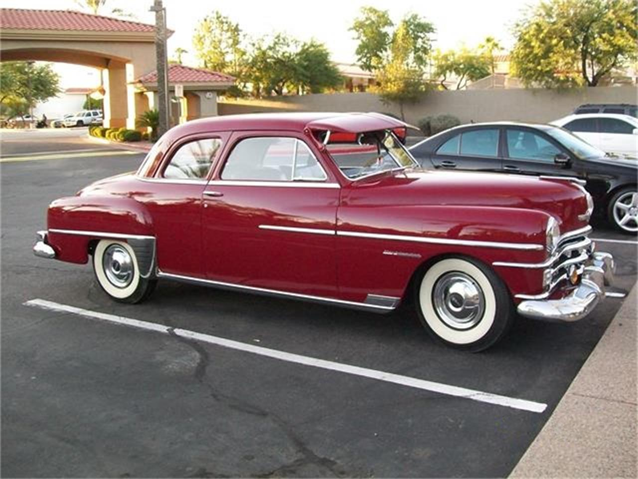 Large Picture of Classic 1950 Chrysler Windsor located in Tempe Arizona - J1SQ