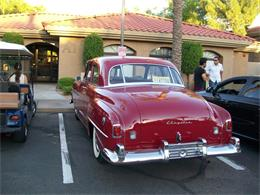 Picture of '50 Chrysler Windsor located in Arizona - $19,995.00 Offered by a Private Seller - J1SQ