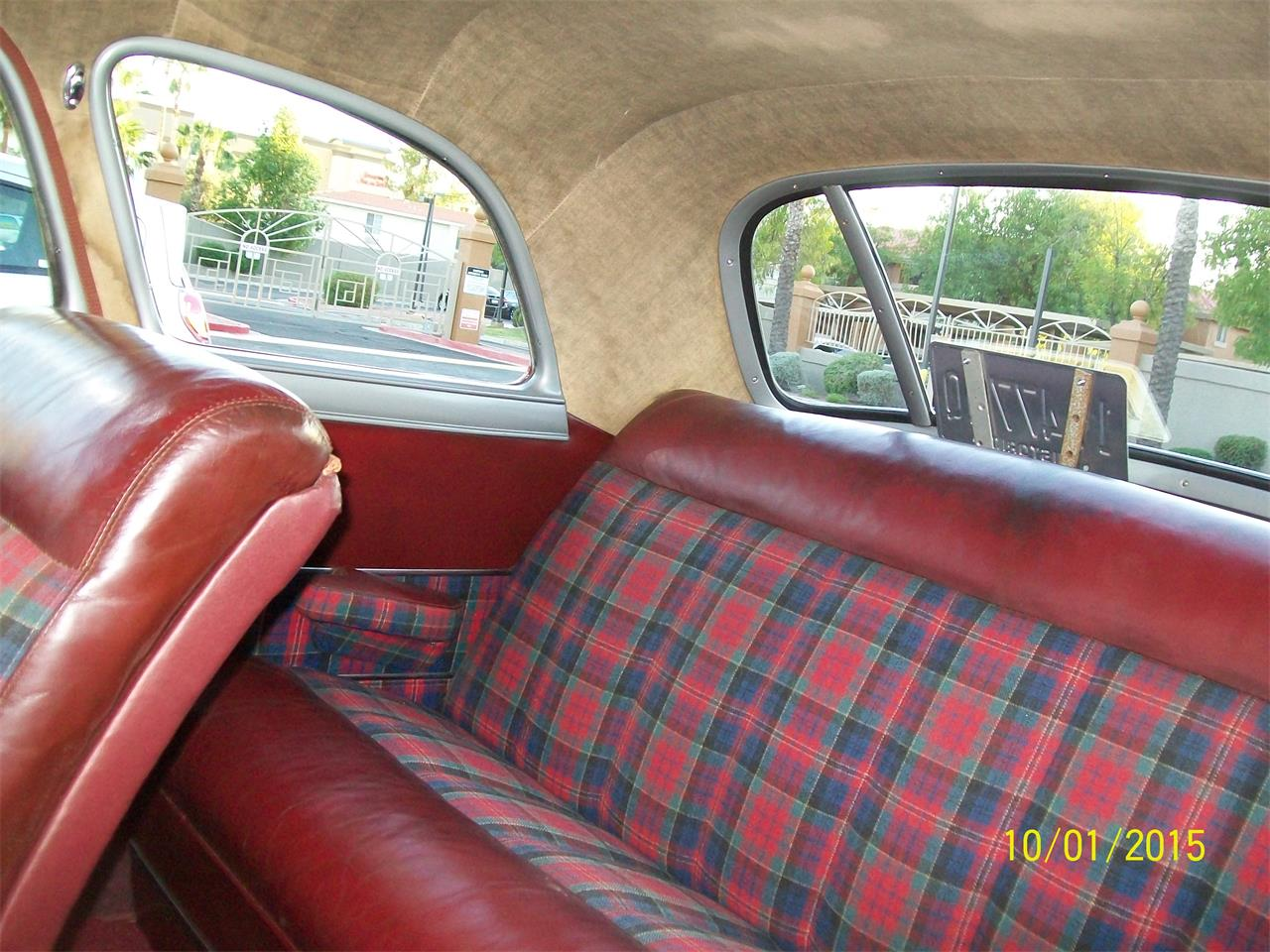 Large Picture of Classic 1950 Chrysler Windsor located in Tempe Arizona - $19,995.00 Offered by a Private Seller - J1SQ