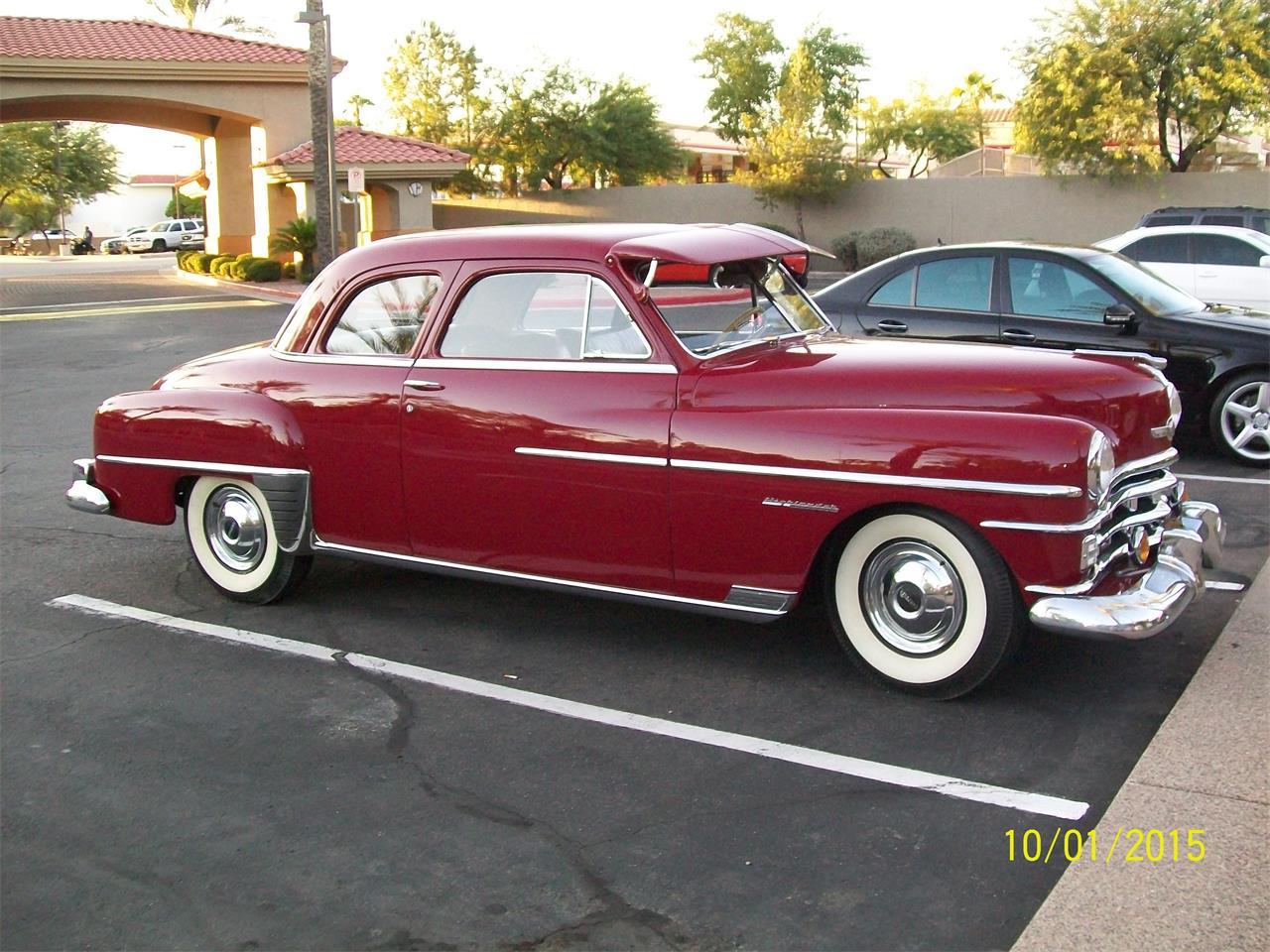 1950 Chrysler Windsor for Sale | ClassicCars.com | CC-888794