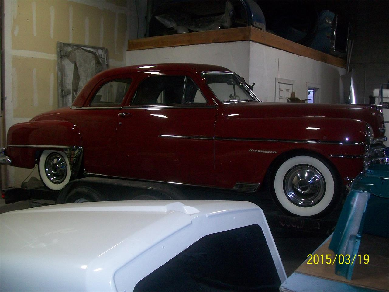 Large Picture of '50 Chrysler Windsor - $19,995.00 Offered by a Private Seller - J1SQ
