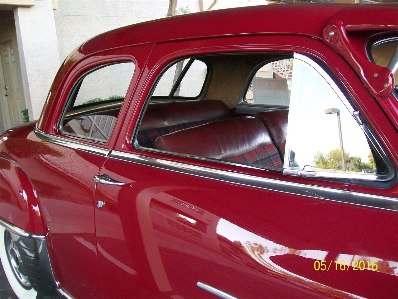 Large Picture of Classic '50 Chrysler Windsor located in Tempe Arizona Offered by a Private Seller - J1SQ