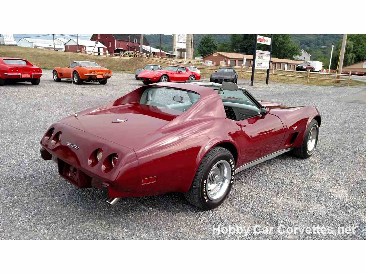 Large Picture of '77 Corvette - J1SR