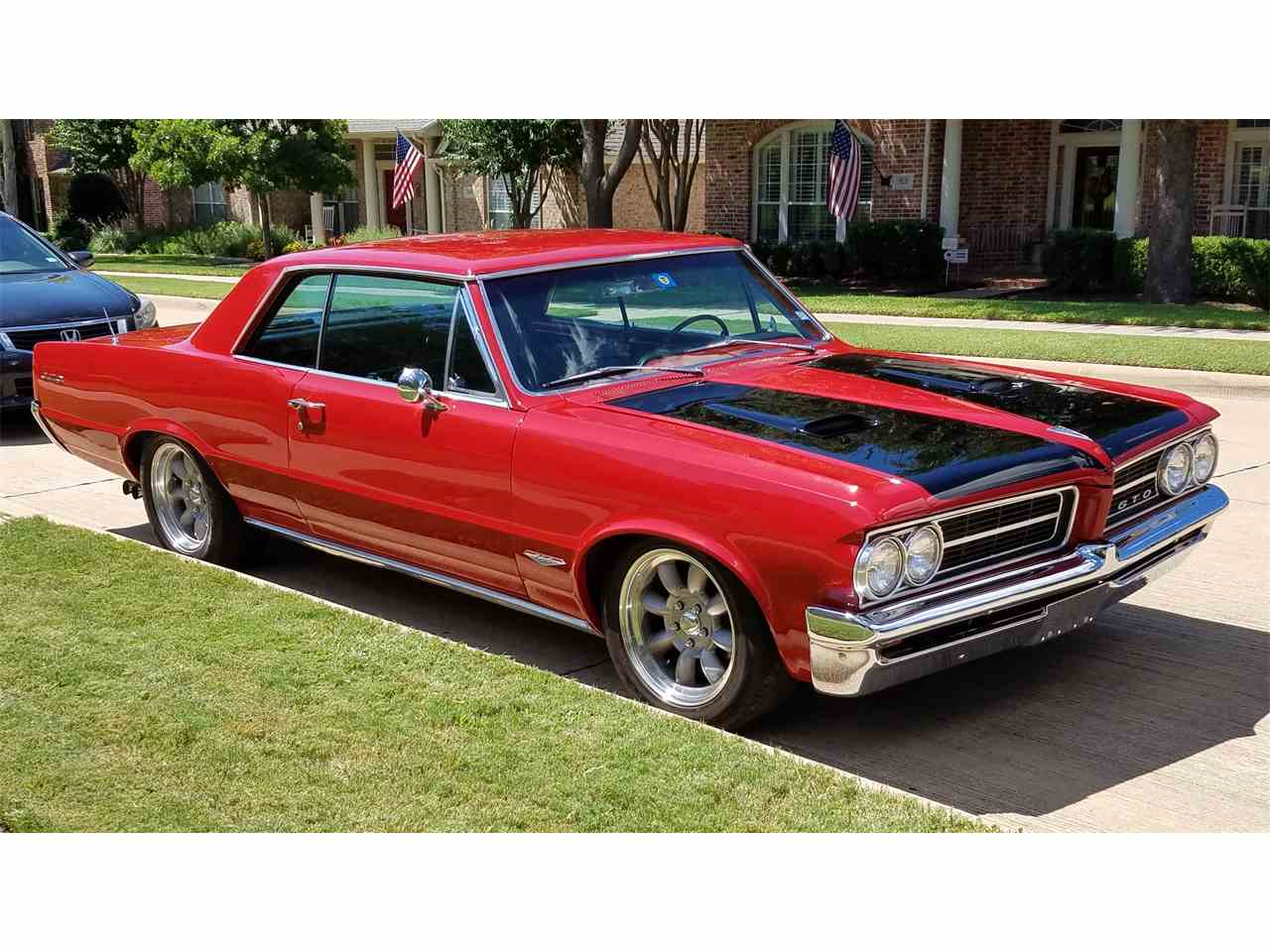 Large Picture of '64 GTO - J1SX