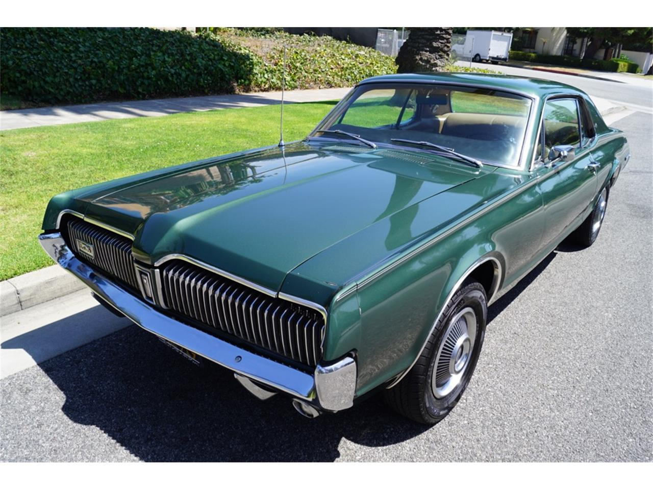 Large Picture of '67 Cougar XR7 - J1TG