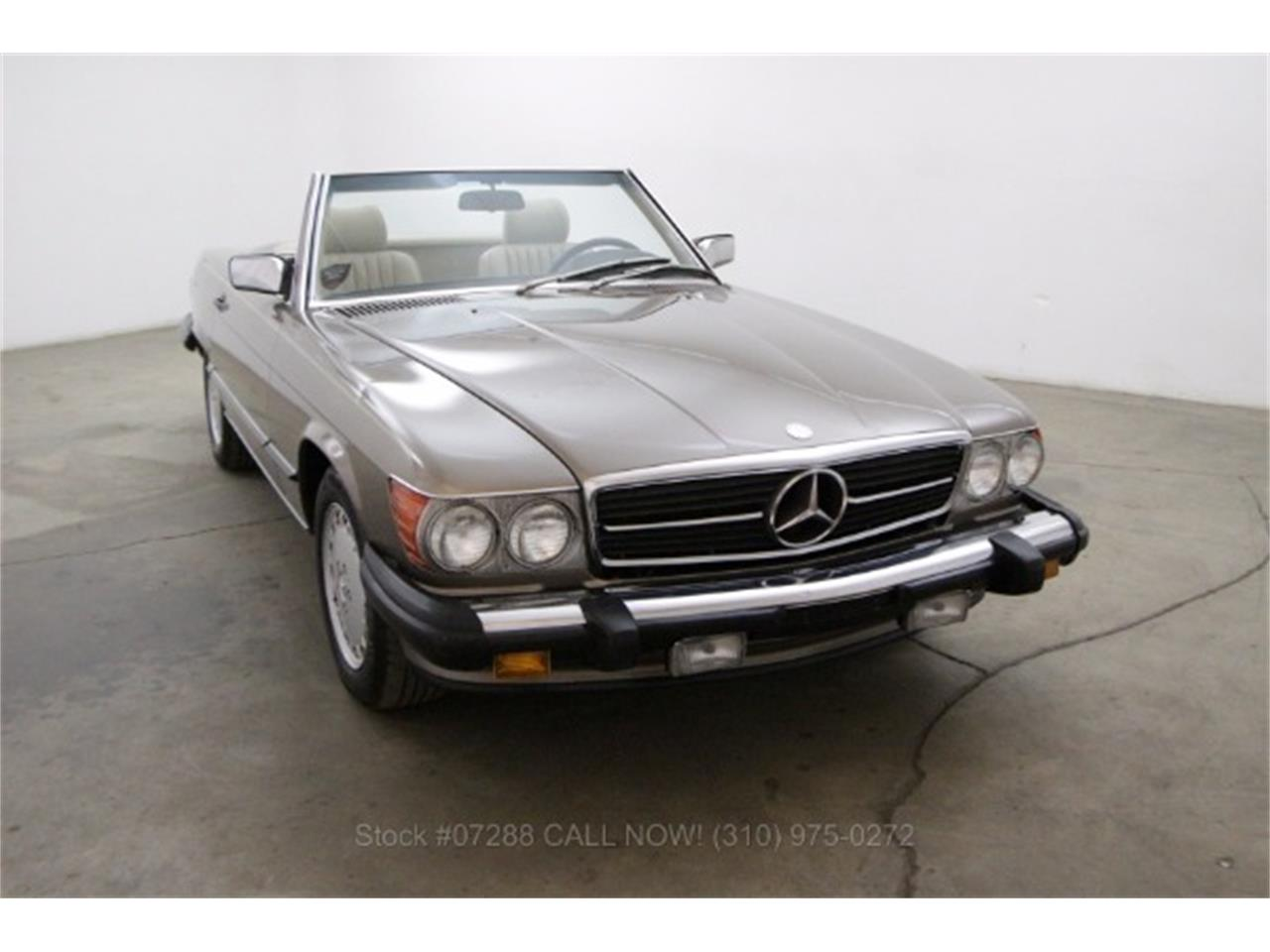 Large Picture of 1988 560SL - J1UA