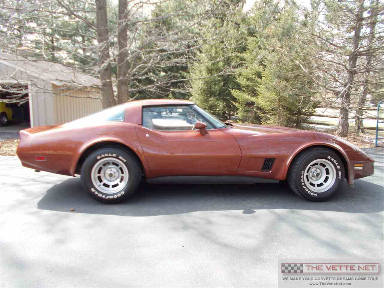 Large Picture of '81 Corvette - J1UO