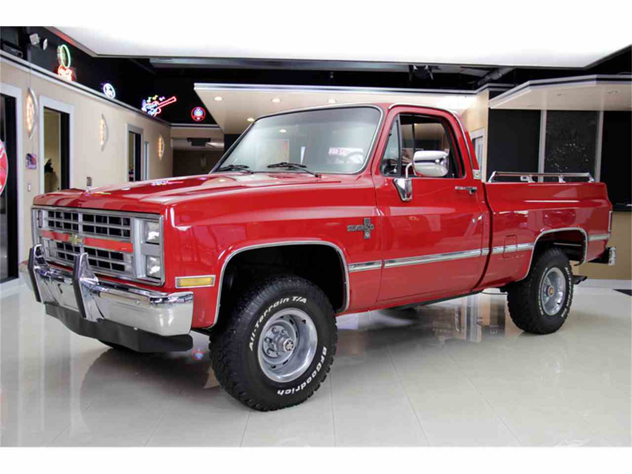 1985 Chevrolet Silverado for Sale | ClicCars.com | CC-889001