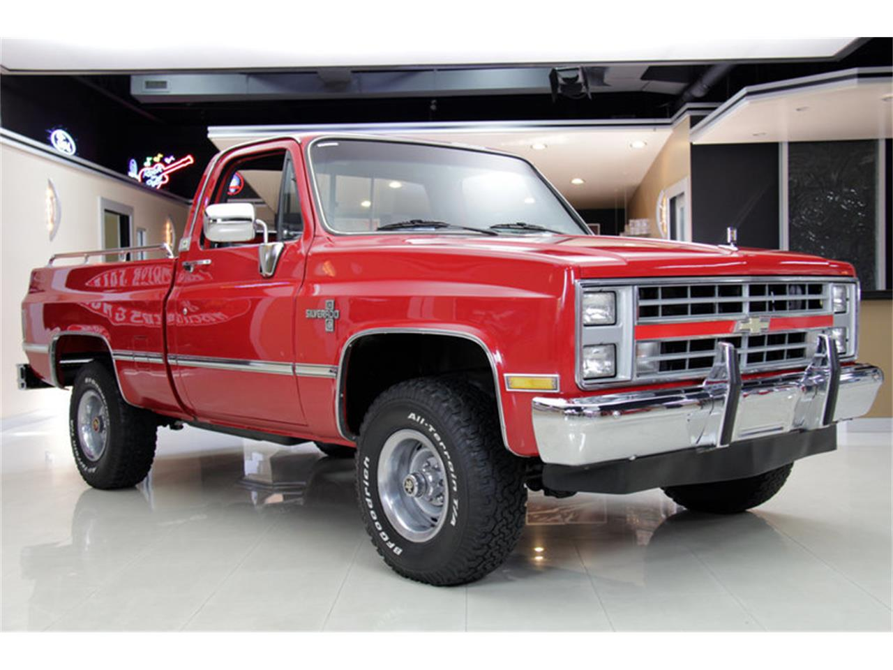 Large Picture of '85 Silverado - J1YH