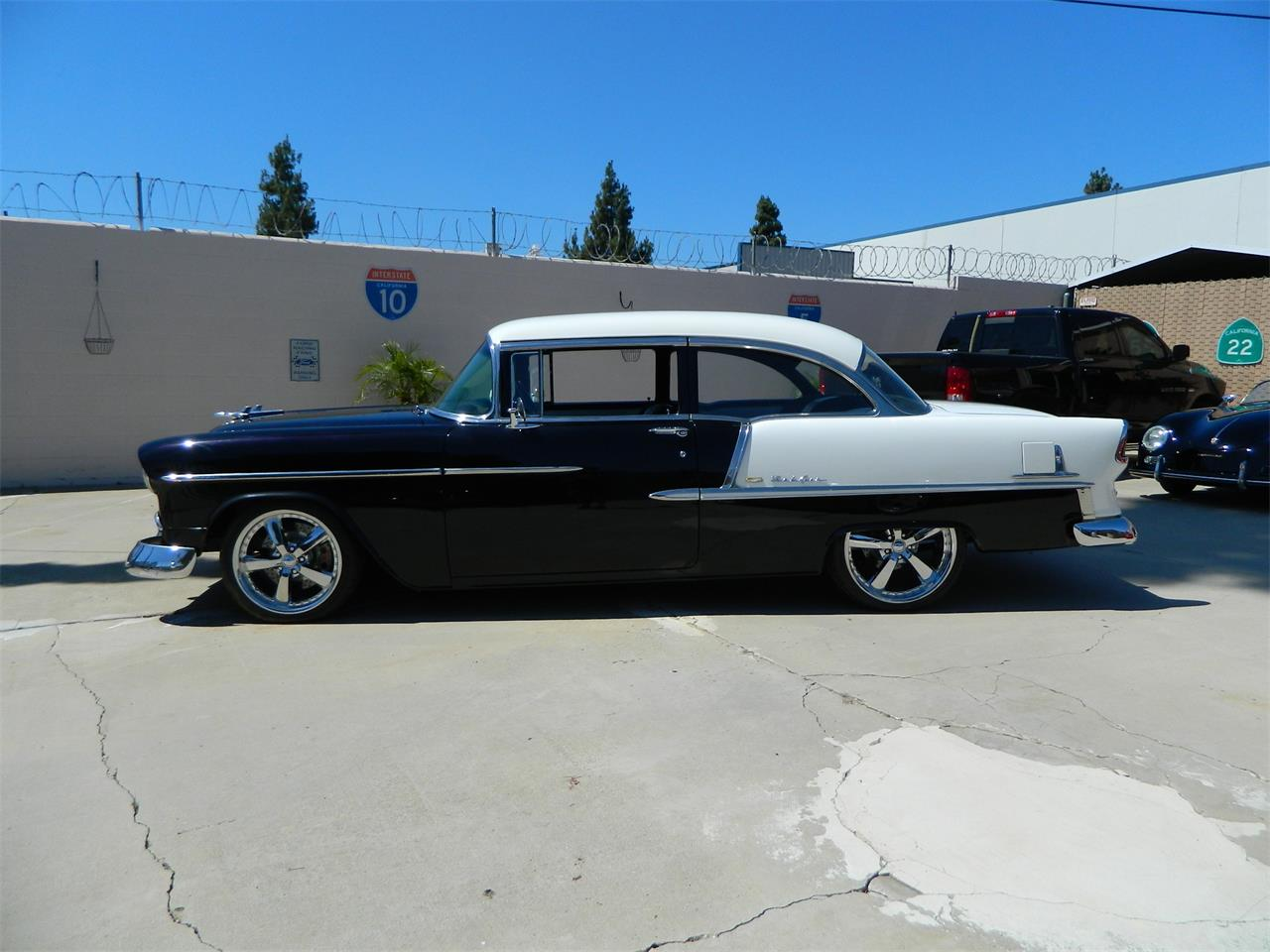 Large Picture of '55 Bel Air - J1ZA
