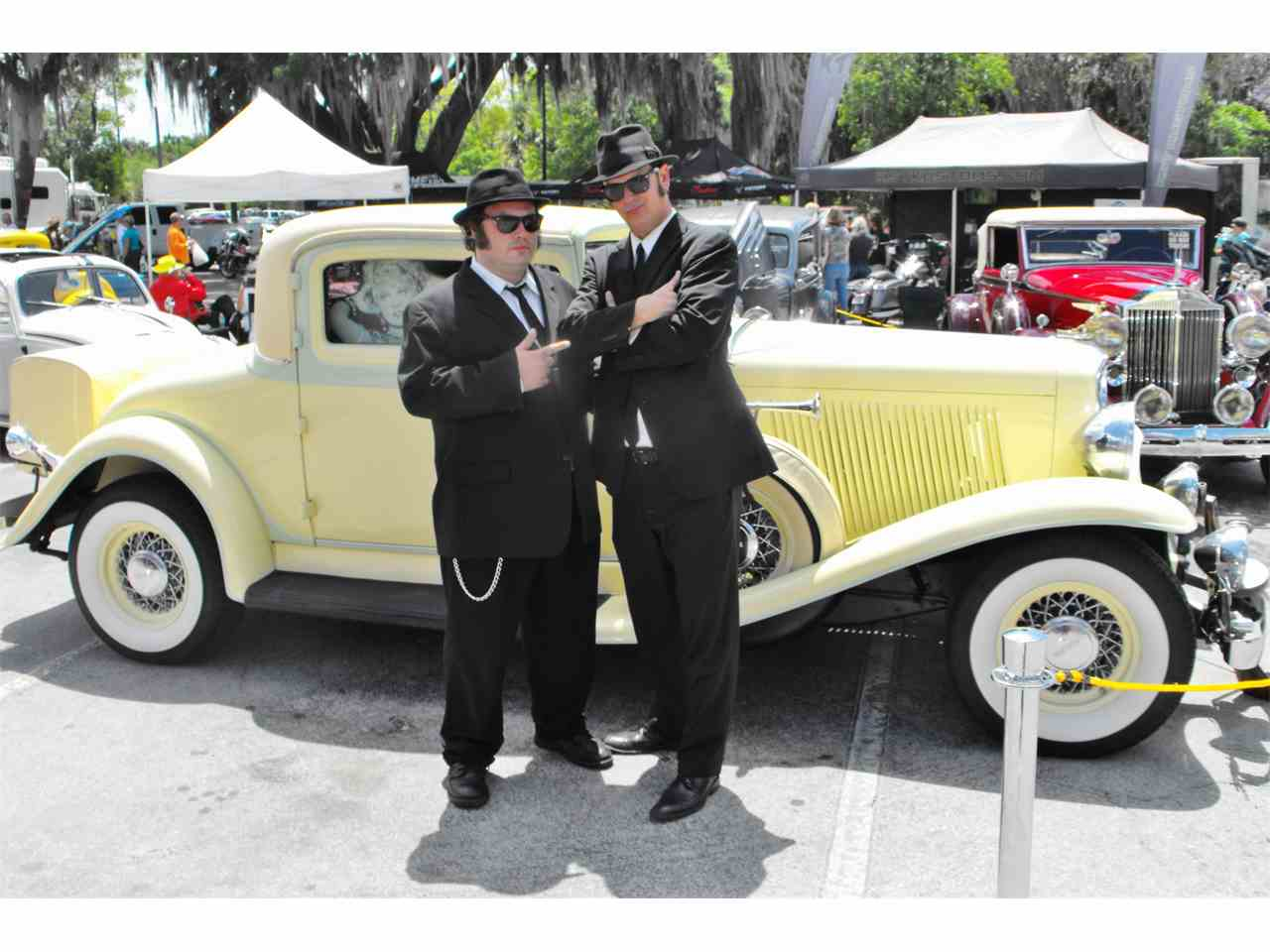 Large Picture of '31 3-Window Coupe - J1ZS