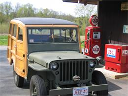 Picture of 1945 Jeep Willys located in Northfield Massachusetts - $19,999.00 Offered by a Private Seller - J206