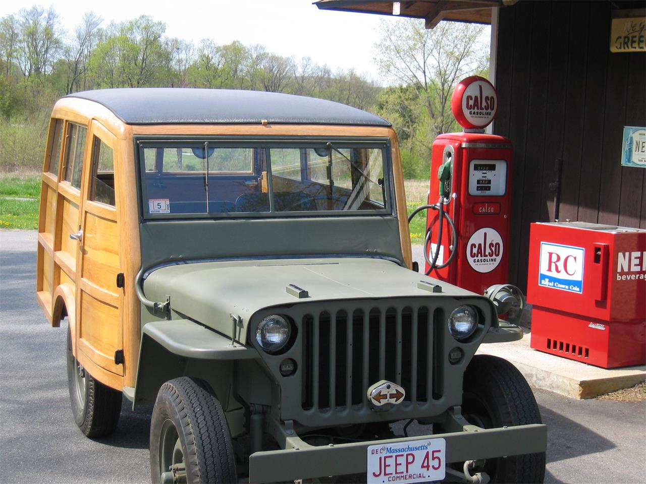 Large Picture of Classic '45 Jeep Willys Offered by a Private Seller - J206