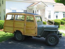 Picture of Classic 1945 Willys - $19,999.00 Offered by a Private Seller - J206
