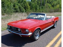 Picture of '67 Mustang - J20T