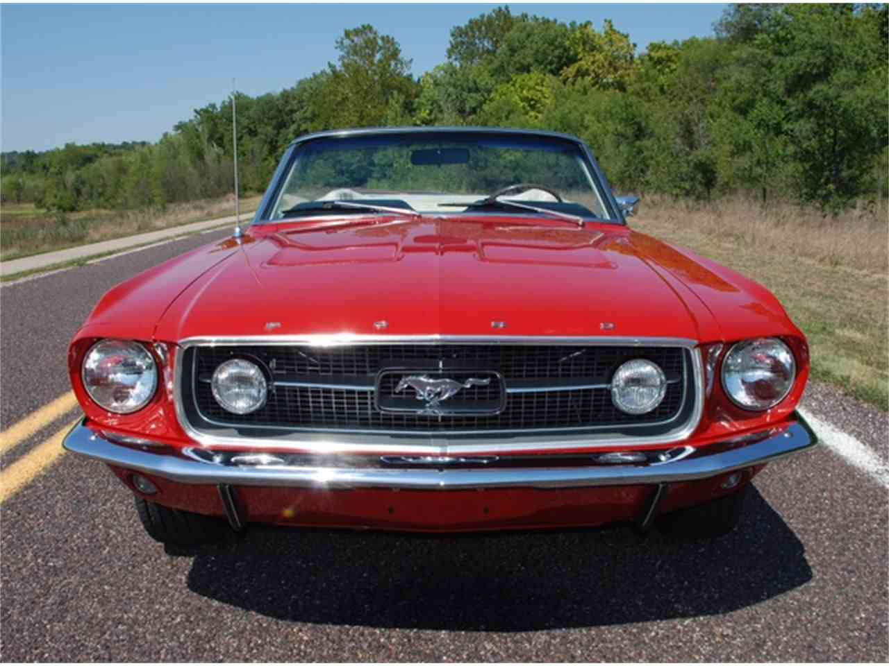 Large Picture of Classic 1967 Mustang - $55,000.00 - J20T