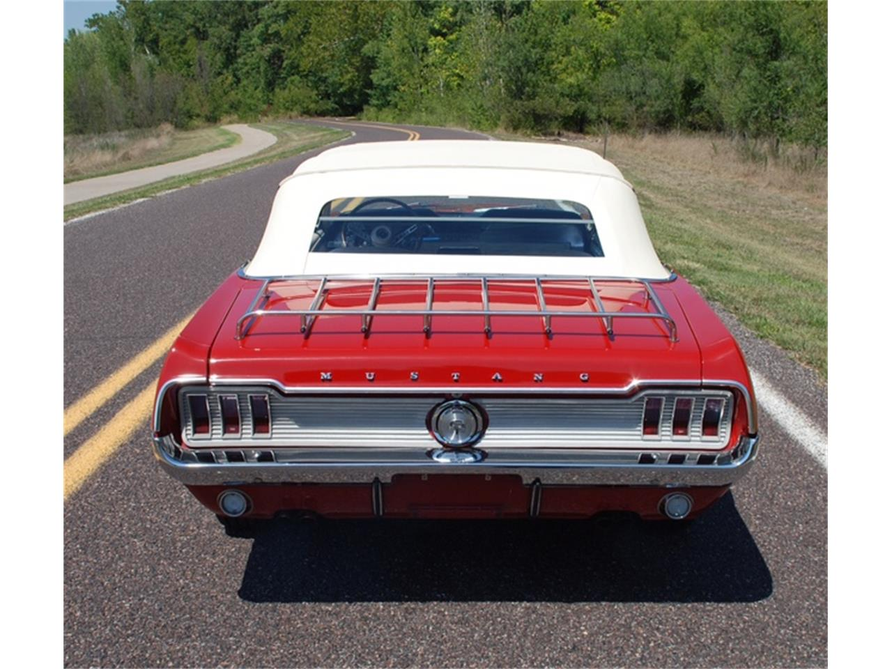 Large Picture of '67 Mustang - J20T