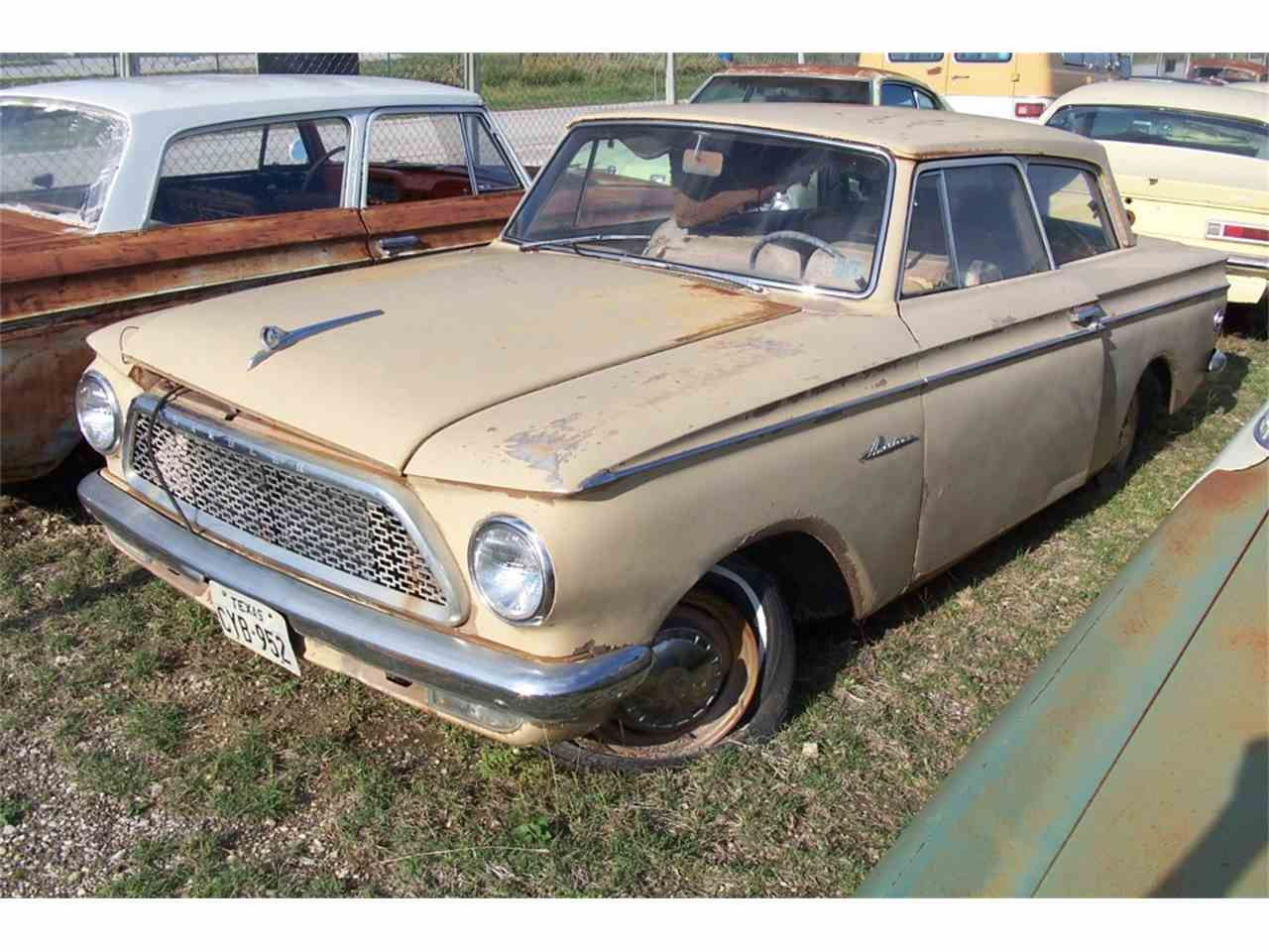 Large Picture of '61 Rambler American Super - J20Y