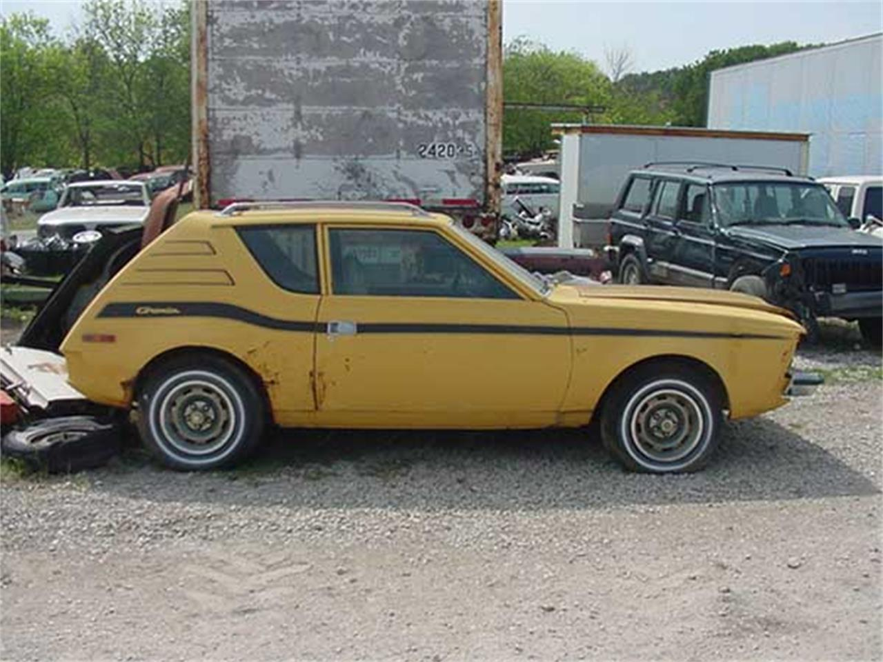 Large Picture of Classic 1973 AMC Gremlin located in Denton Texas - J210