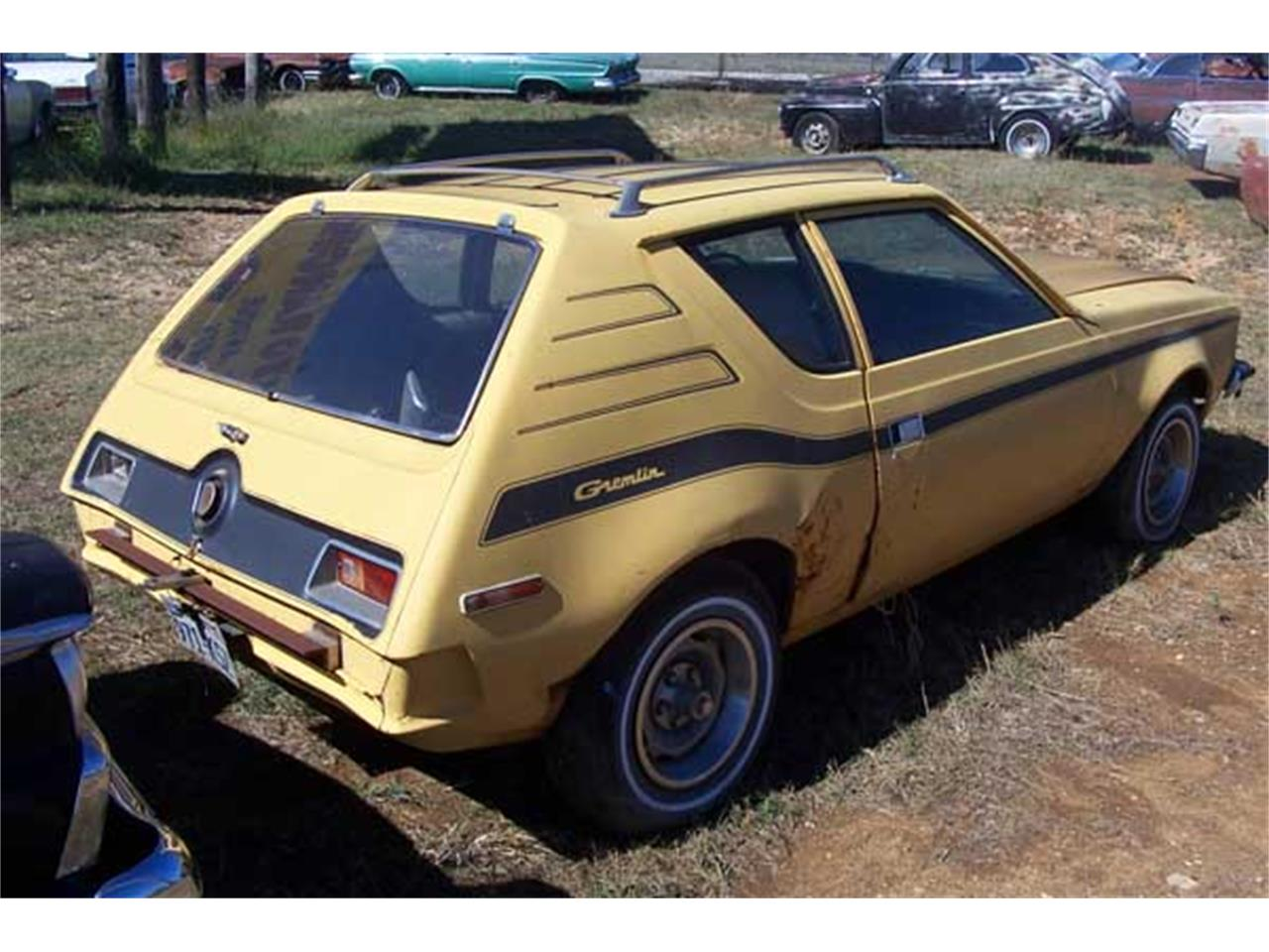 Large Picture of Classic '73 Gremlin located in Denton Texas - $2,495.00 - J210