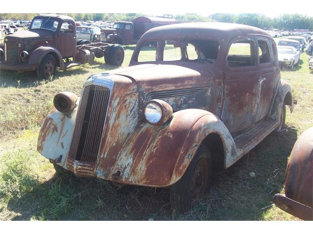 Picture of Classic 1936 Nash Lafayette located in Denton Texas - $3,995.00 - J214