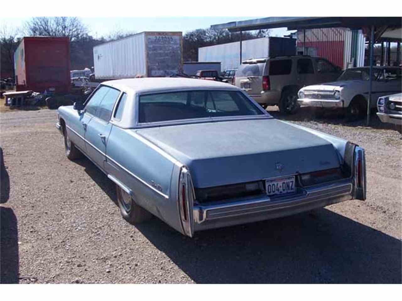 Large Picture of '75 Sedan DeVille - J21A