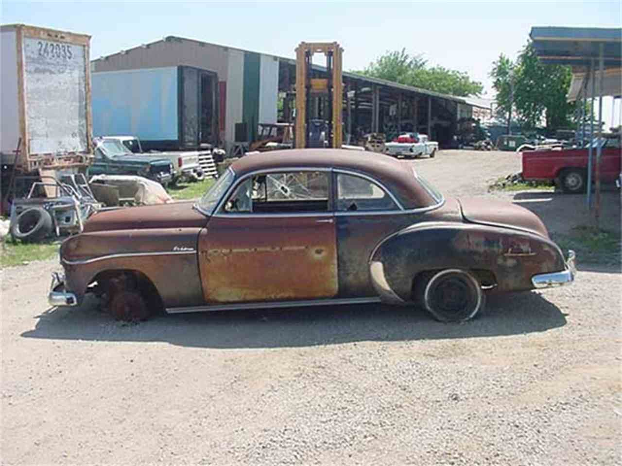 Large Picture of '49 Chevrolet Coupe - $2,995.00 Offered by CTC's Auto Ranch Inc - J21B