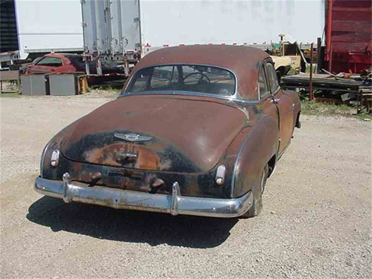 Large Picture of 1949 Coupe located in Texas - J21B