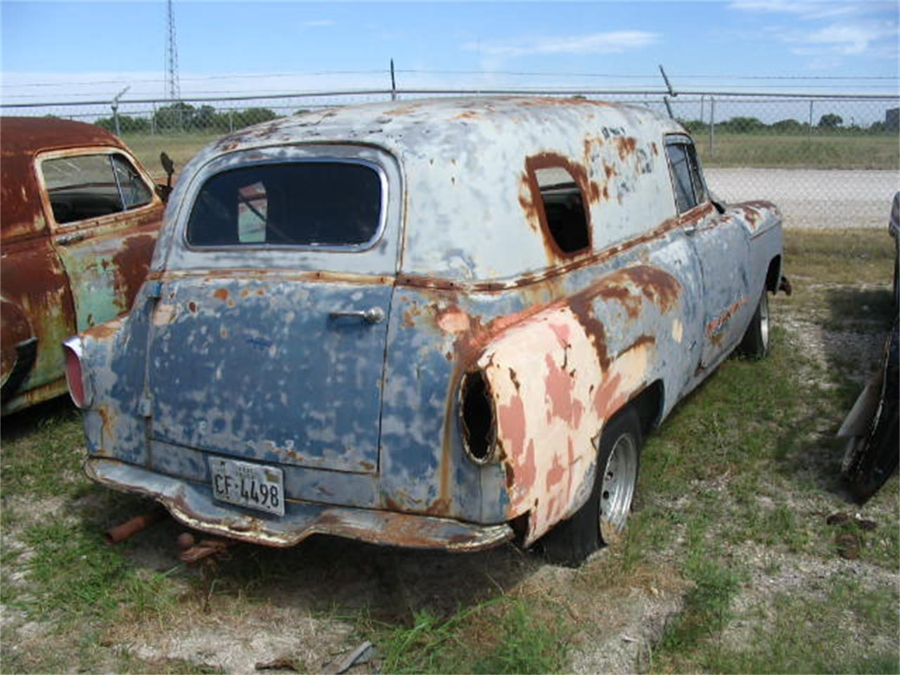 Large Picture of '53 Sedan Delivery - J21C