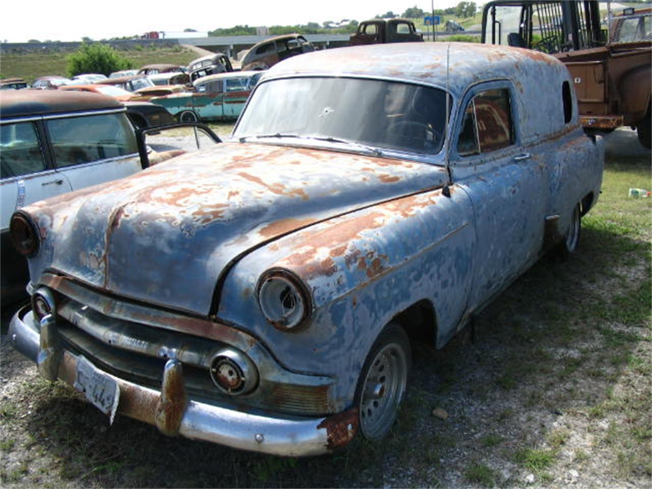 1953 Chevrolet Sedan Delivery For Sale Cc 889104 1949 Chevy Large Picture Of Classic Located In Denton Texas J21c