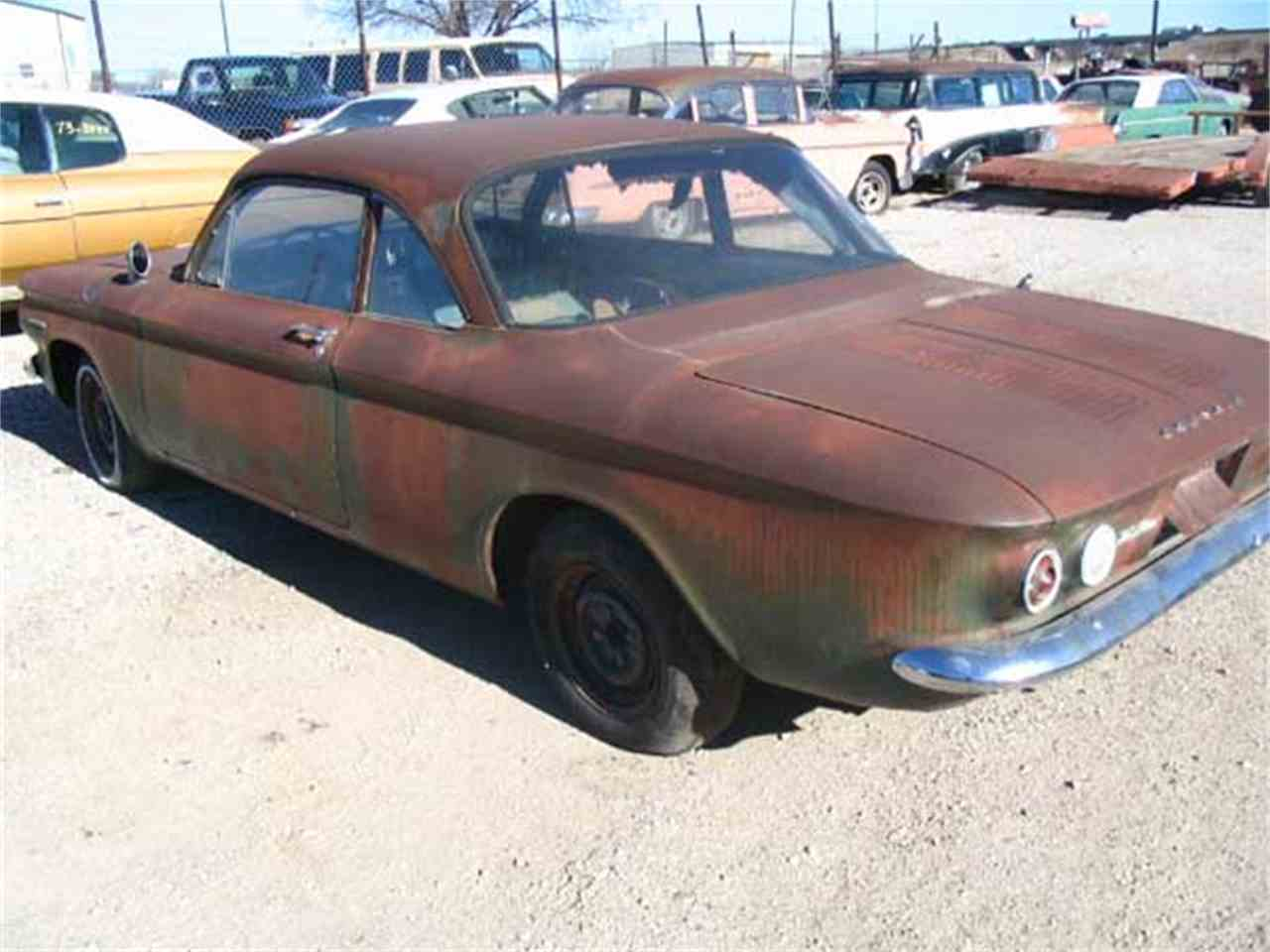 Large Picture of '62 Corvair - J21K