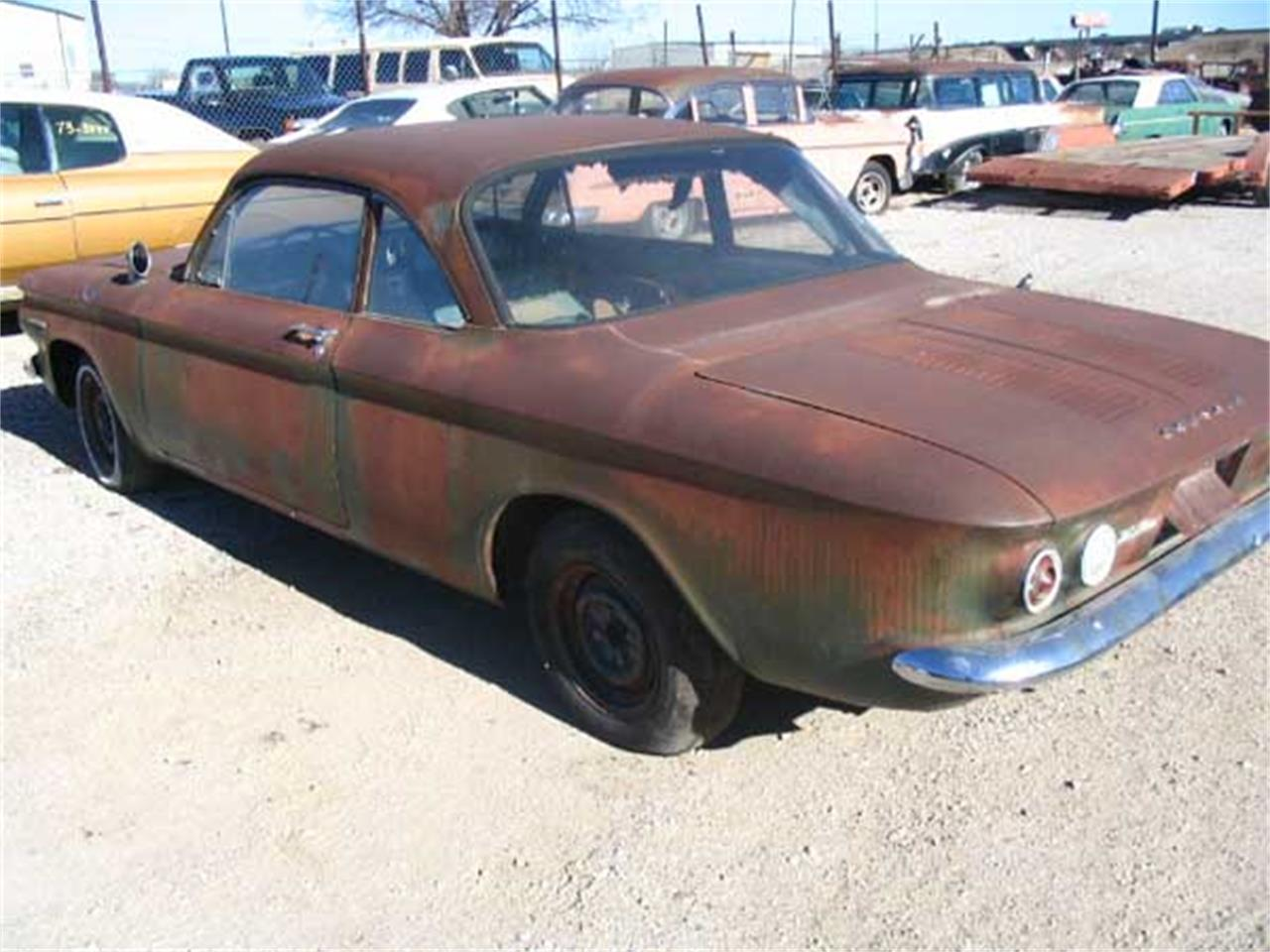 Large Picture of Classic '62 Chevrolet Corvair located in Denton Texas Offered by CTC's Auto Ranch Inc - J21K