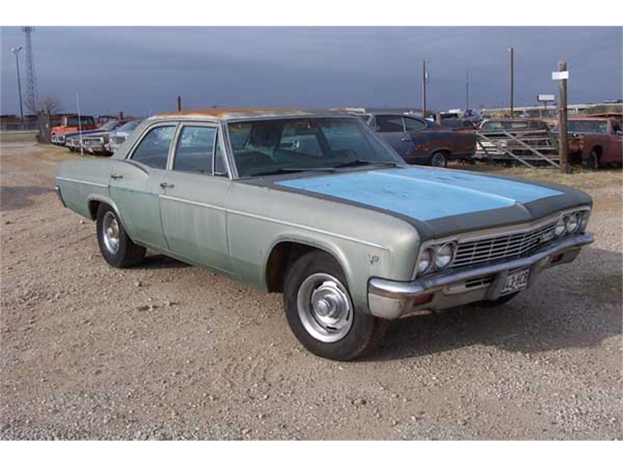 1966 Chevrolet Bel Air For Sale Cc 889113 Conv Large Picture Of 66 J21l