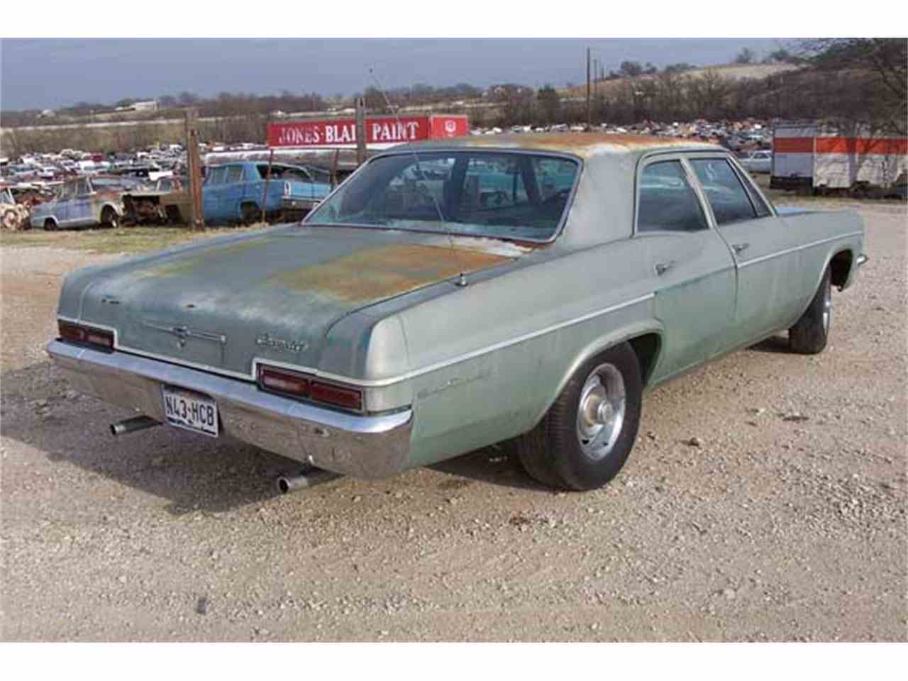 Large Picture of '66 Bel Air - J21L