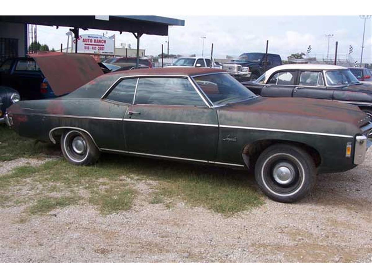 Large Picture of '69 Impala - J21O