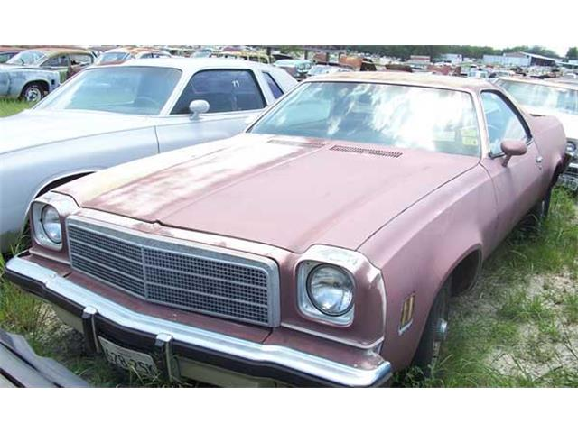 Picture of 1974 Chevrolet El Camino located in Texas - J21S