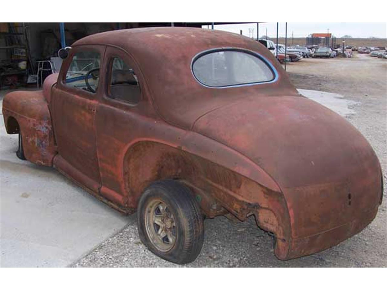 Large Picture of Classic '46 Coupe located in Texas - $3,495.00 Offered by CTC's Auto Ranch Inc - J21T